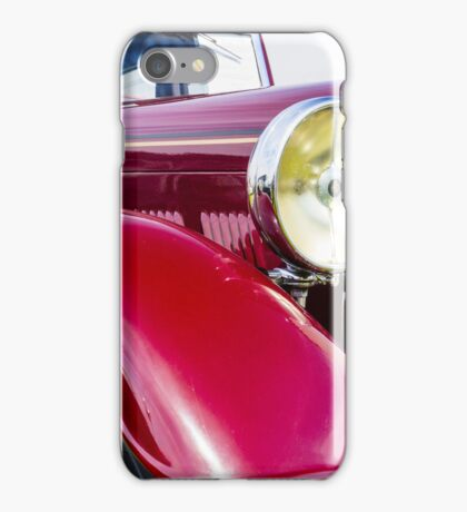 Vintage Rover iPhone Case/Skin