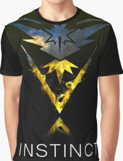 Pokemon Go Teams! (Instinct) Graphic T-Shirt