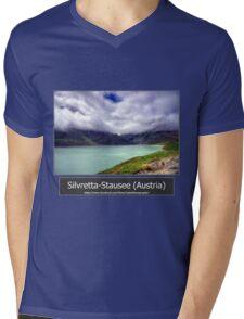 Summer trip to Tyrol, Austria Mens V-Neck T-Shirt