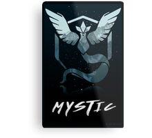 Pokemon Go Teams! (Mystic) Metal Print