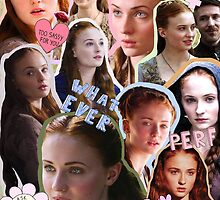 Sansa Stark, practically perfect in every way by General Admission