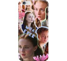 Sansa Stark, practically perfect in every way iPhone Case/Skin
