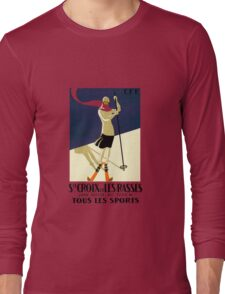 Ski Fashion T-Shirt