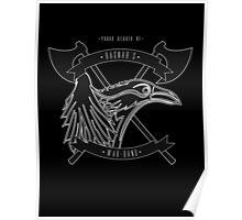 Ragnar's war-band Poster