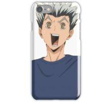 Shocked Bokuto  iPhone Case/Skin