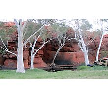 Durba Springs WA Photographic Print
