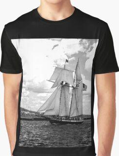 Tall Ships Graphic T-Shirt