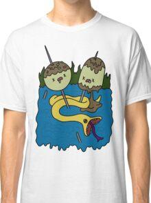adventure time rock shirt Classic T-Shirt