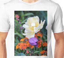 Colorful Flowers Unisex T-Shirt