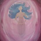 Pink Goddess by ickiskull