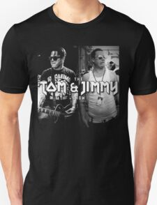 The Tom And Jimmy Show (Back2Back Design) Unisex T-Shirt