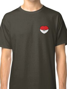 POKEBOLA HEART POKEMON GO Classic T-Shirt