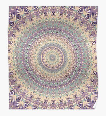 Mandala 123 Poster