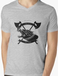 Rollo's war-band Mens V-Neck T-Shirt