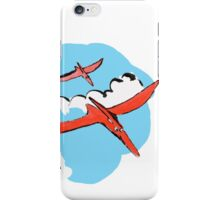 Pterodactyl Flying Squadron iPhone Case/Skin