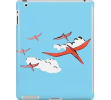Pterodactyl Flying Squadron iPad Case/Skin