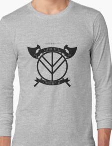 Lagertha's shieldmaidens Long Sleeve T-Shirt