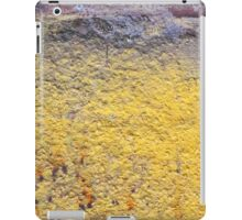 Mellow Yellow - 0019x iPad Case/Skin