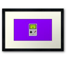Game Over! Framed Print