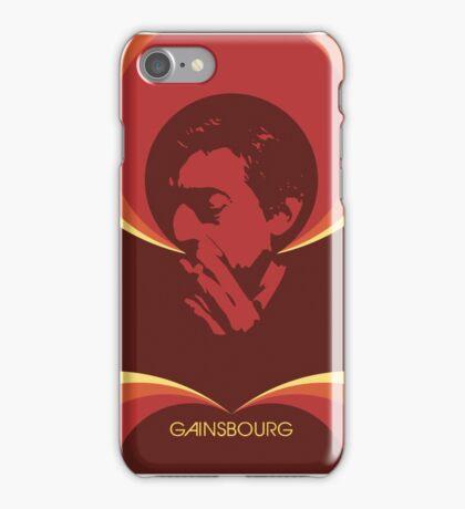 Serge Gainsbourg iPhone Case/Skin