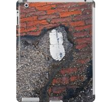 Brick Road - She Reveals Her Past iPad Case/Skin