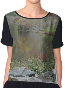 The Natural View Women's Chiffon Top