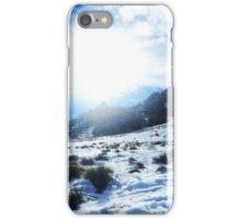 Snow days iPhone Case/Skin