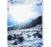 Snow days iPad Case/Skin