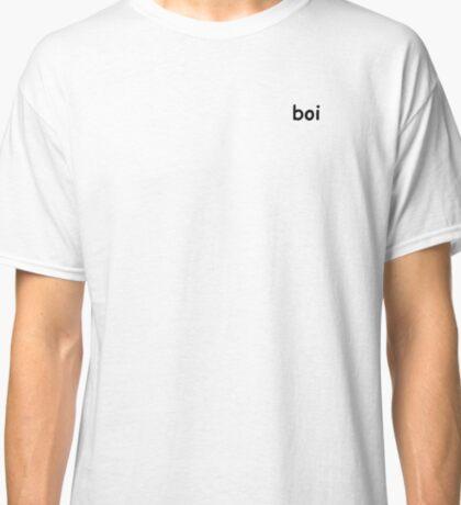 Aesthetic Memes | Boi  Classic T-Shirt