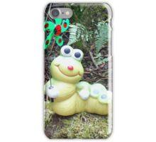 Caterpillar iPhone Case/Skin