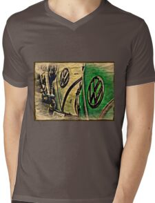 Packing Paper Mens V-Neck T-Shirt