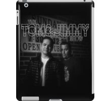 The Tom And Jimmy Show (Sunday Breakfast Design) iPad Case/Skin