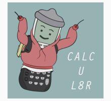 Calc-u-l8r Kids Tee