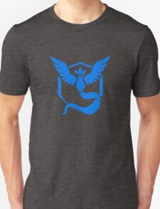 Pokemon Go - Team Mystic - Blue Unisex T-Shirt