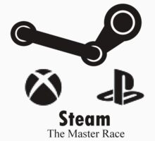 Steam: The Master Race by ButteredBread