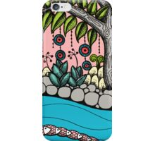 Tree of Life - Fantastical Garden iPhone Case/Skin