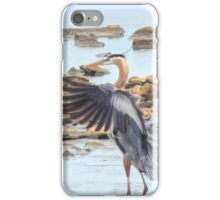 Dancing Crane iPhone Case/Skin