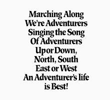 Adventurers Song Unisex T-Shirt