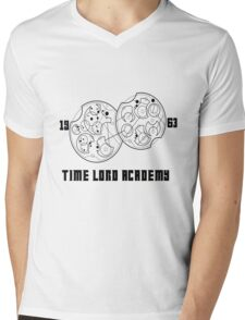 Gallifreyan University Mens V-Neck T-Shirt