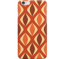 Retro print phone case iPhone Case/Skin
