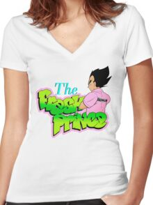 Fresh Prince Women's Fitted V-Neck T-Shirt