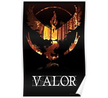 Pokemon Go Teams! (Valor) Poster