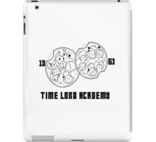 Gallifreyan University iPad Case/Skin