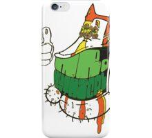 Mr.Mythical iPhone Case/Skin