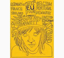 Courtney Barnett EU 2016 Tour 2 Unisex T-Shirt