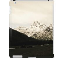 Lechtal Alps iPad Case/Skin