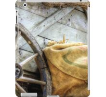 Wagon Wheel iPad Case/Skin