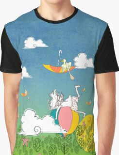 Row your boat Graphic T-Shirt