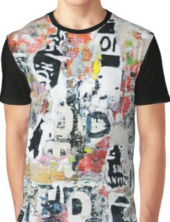 New York Streets No# 3 Graphic T-Shirt