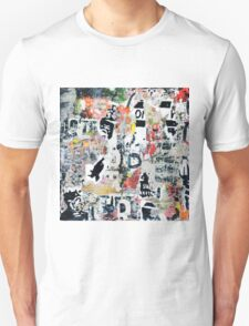 New York Streets No# 3 Unisex T-Shirt